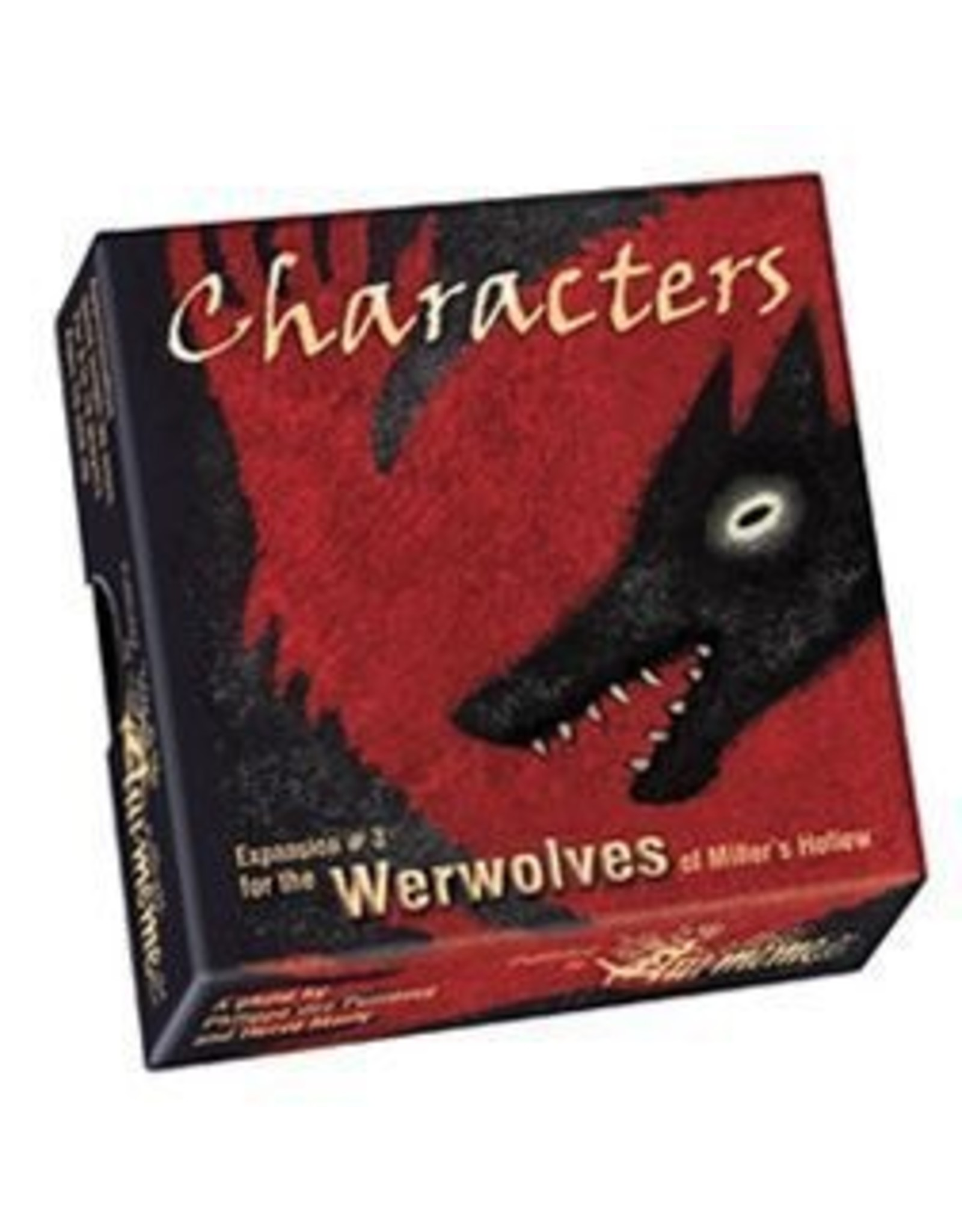Werewolves of Miller's Hollow: Characters Expansion