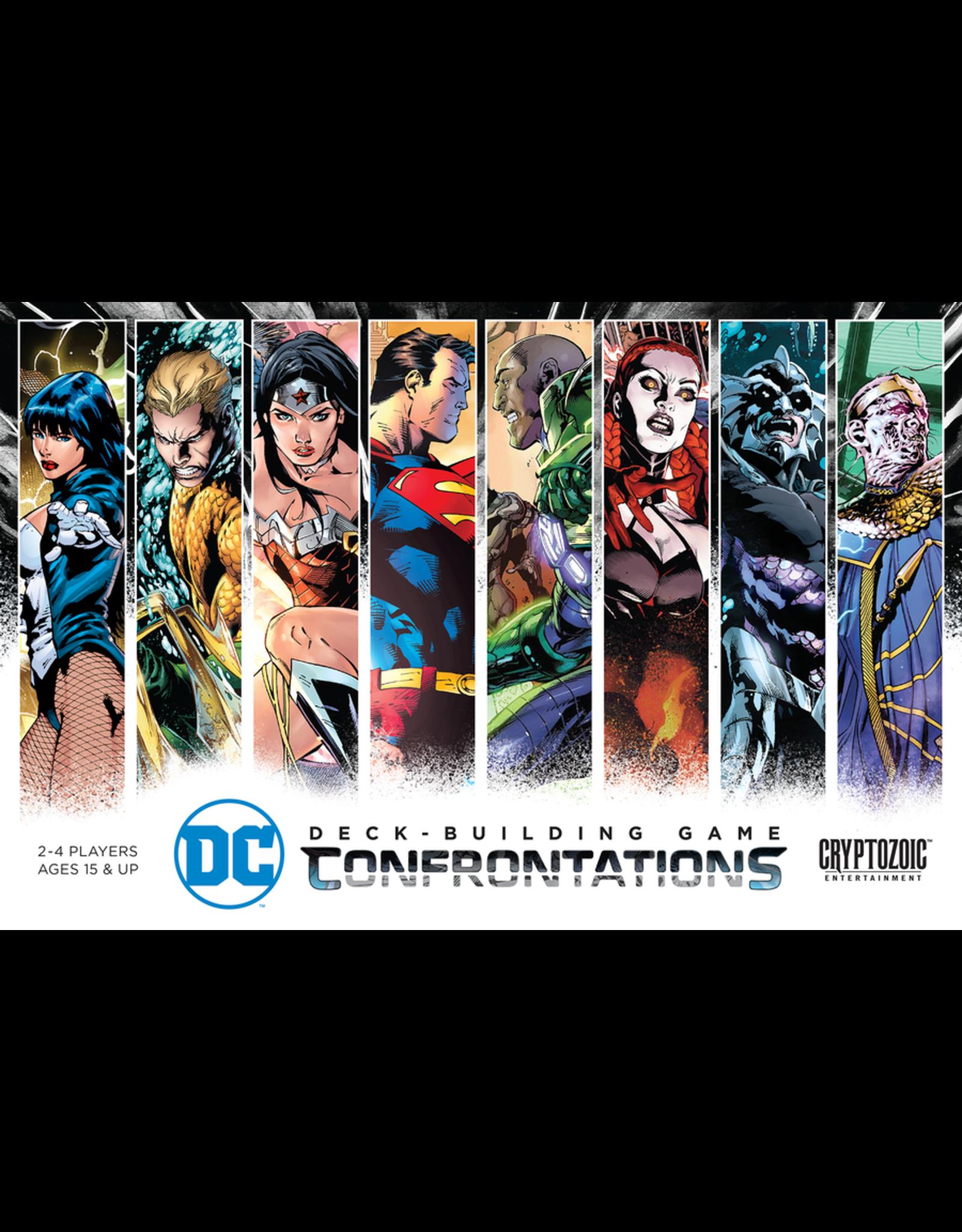 DC Comics Deck Building Game: Confrontations