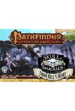 Pathfinder Adventure Card Game: Skull & Shackles Adventure Deck 6 - From Hell's Heart
