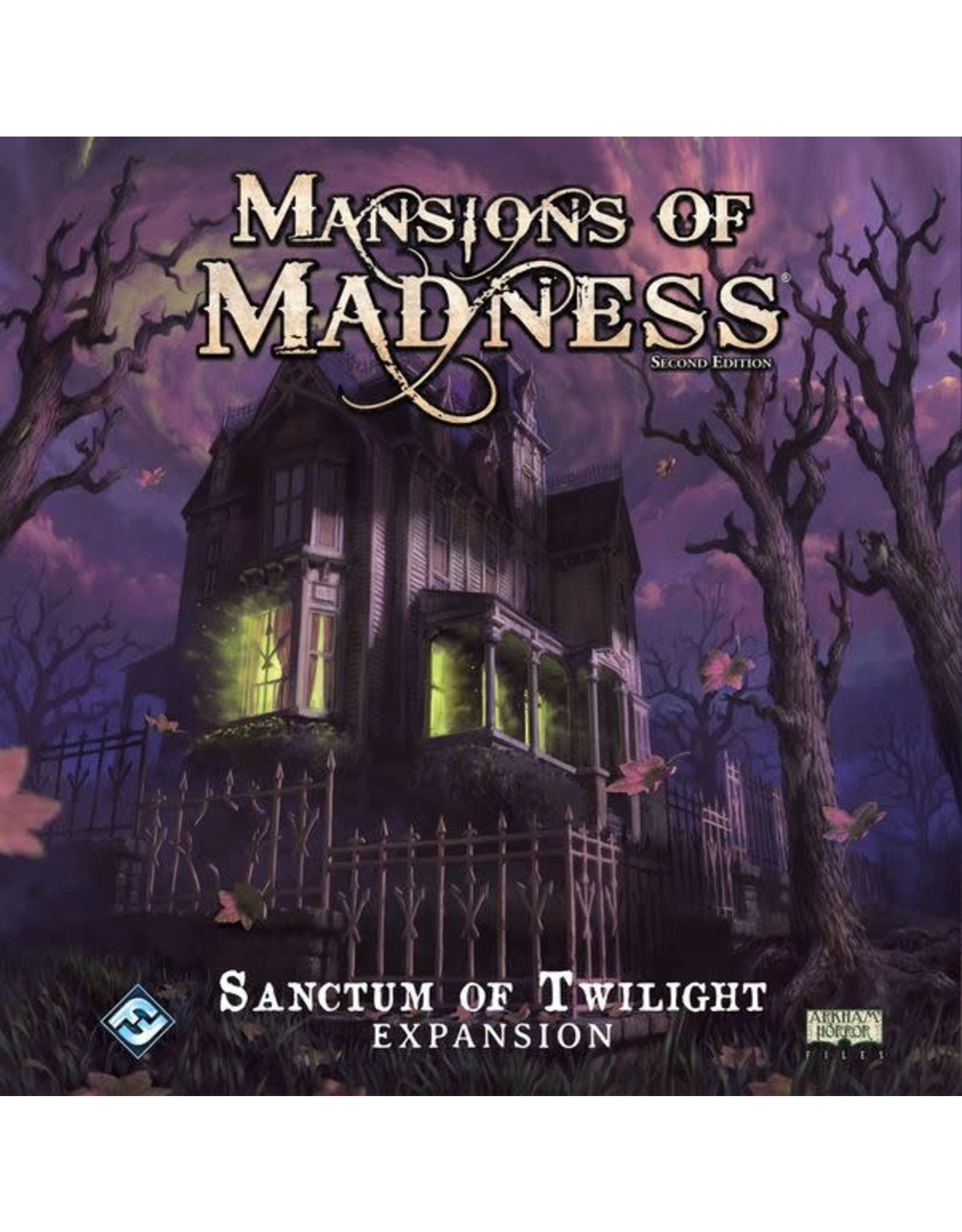 Mansions of Madness 2nd Edition: Sanctum of Twilight Expansion