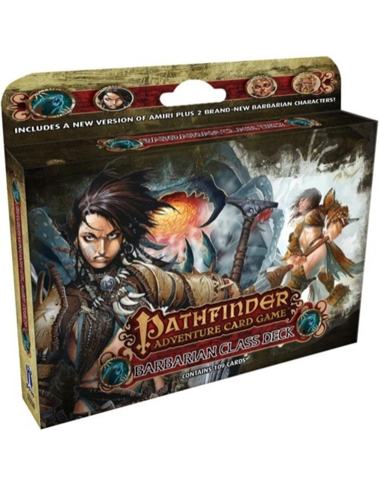 Pathfinder Adventure Card Game: Class Deck - Barbarian