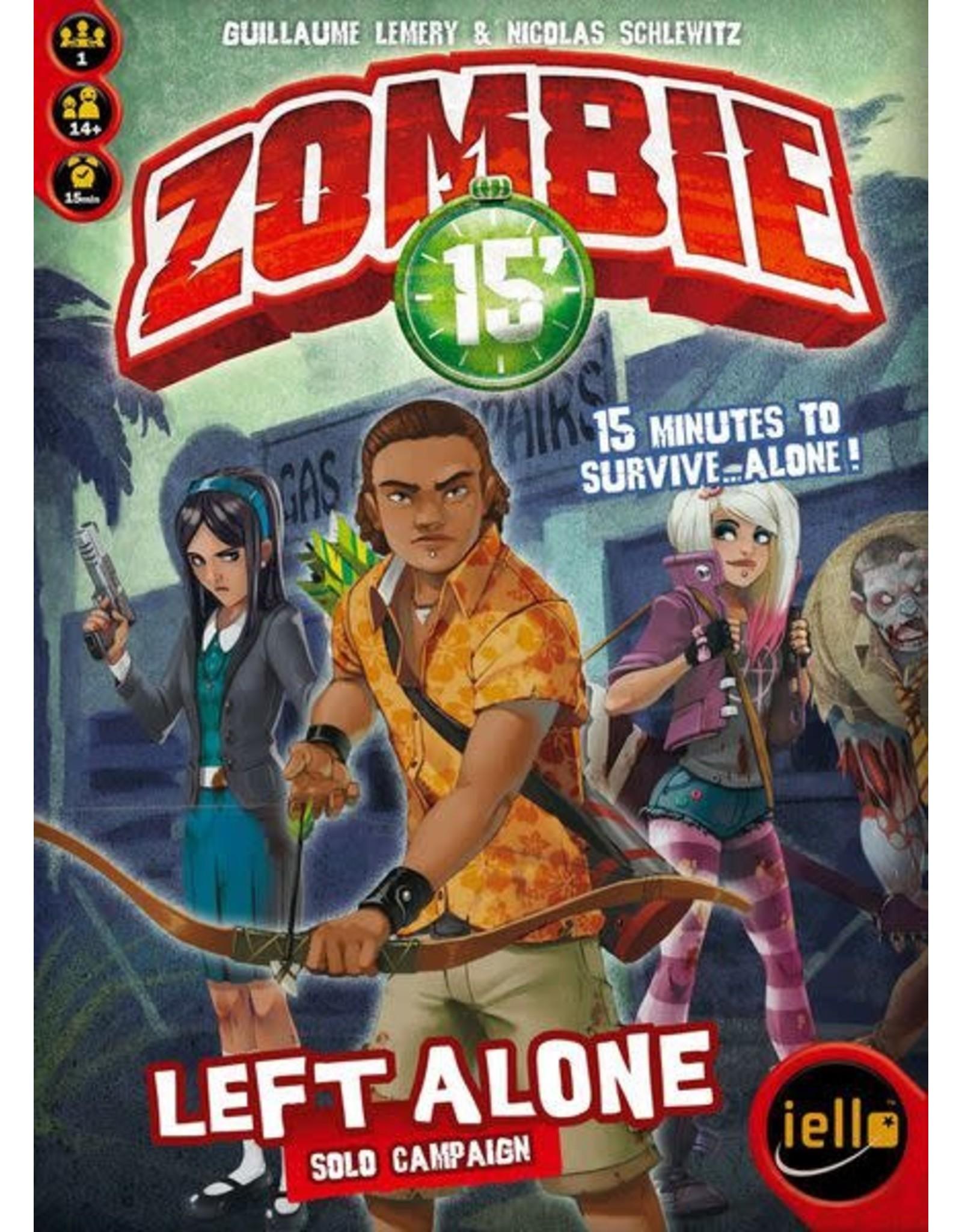 Zombie 15': Left Alone - Solo Campaign