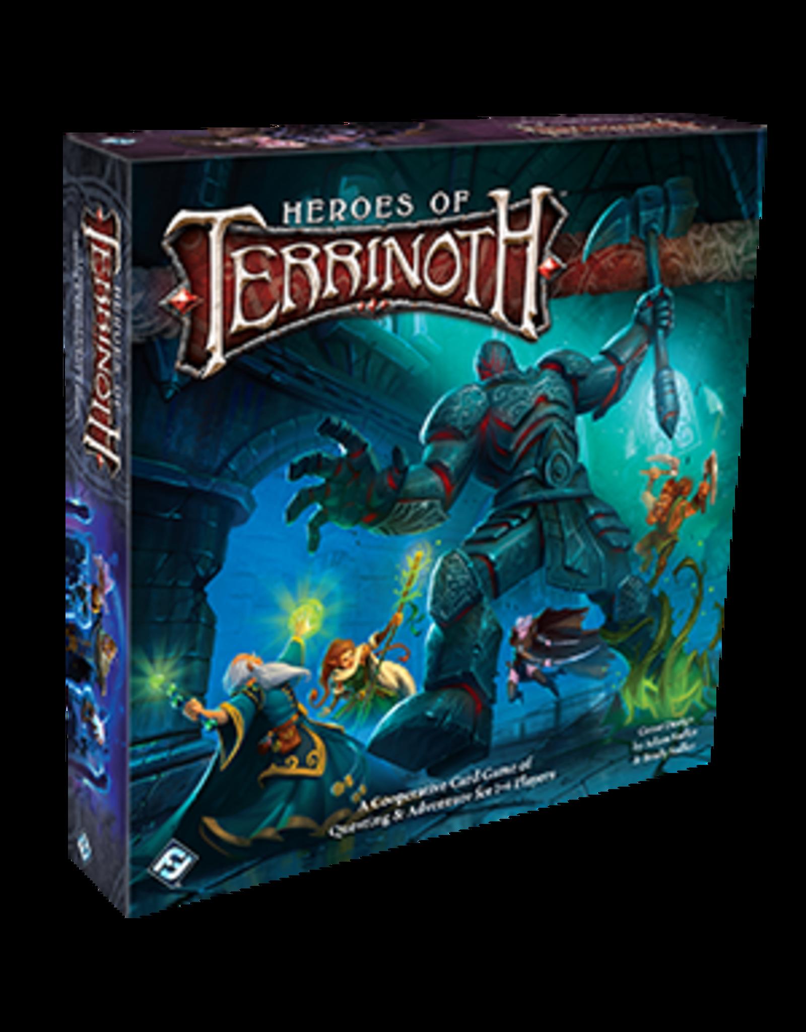Heros of Terrinoth