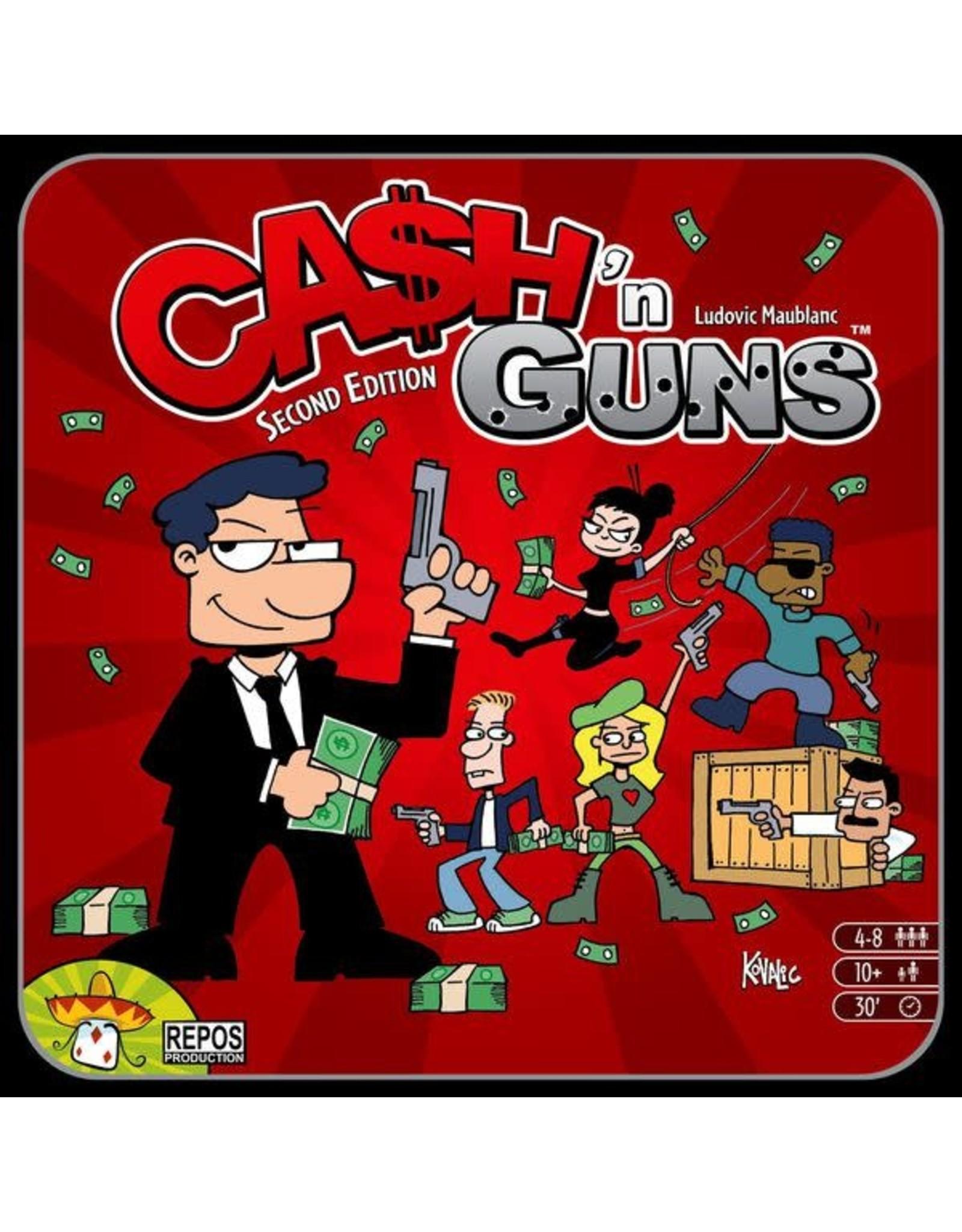 Cash'N Guns (2nd Edition)