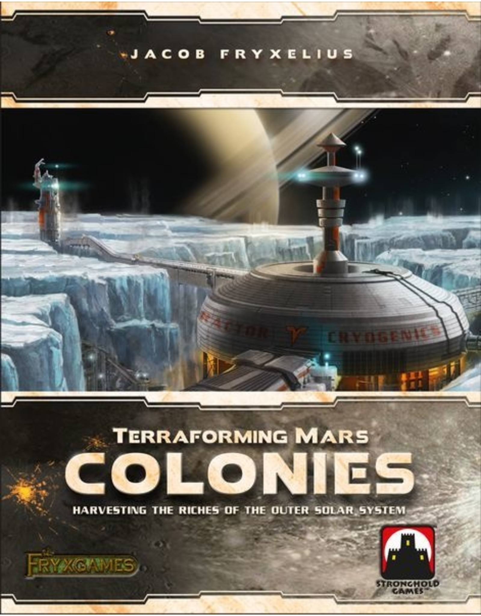 Terraforming Mars: The Colonies