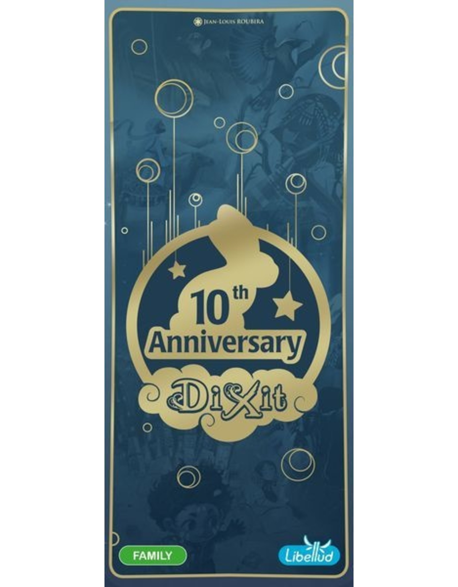 Dixit: 10th Anniversary Edition