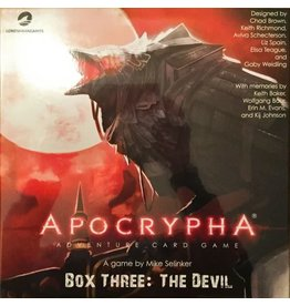 Apocrypha: Box 3 - The Devil