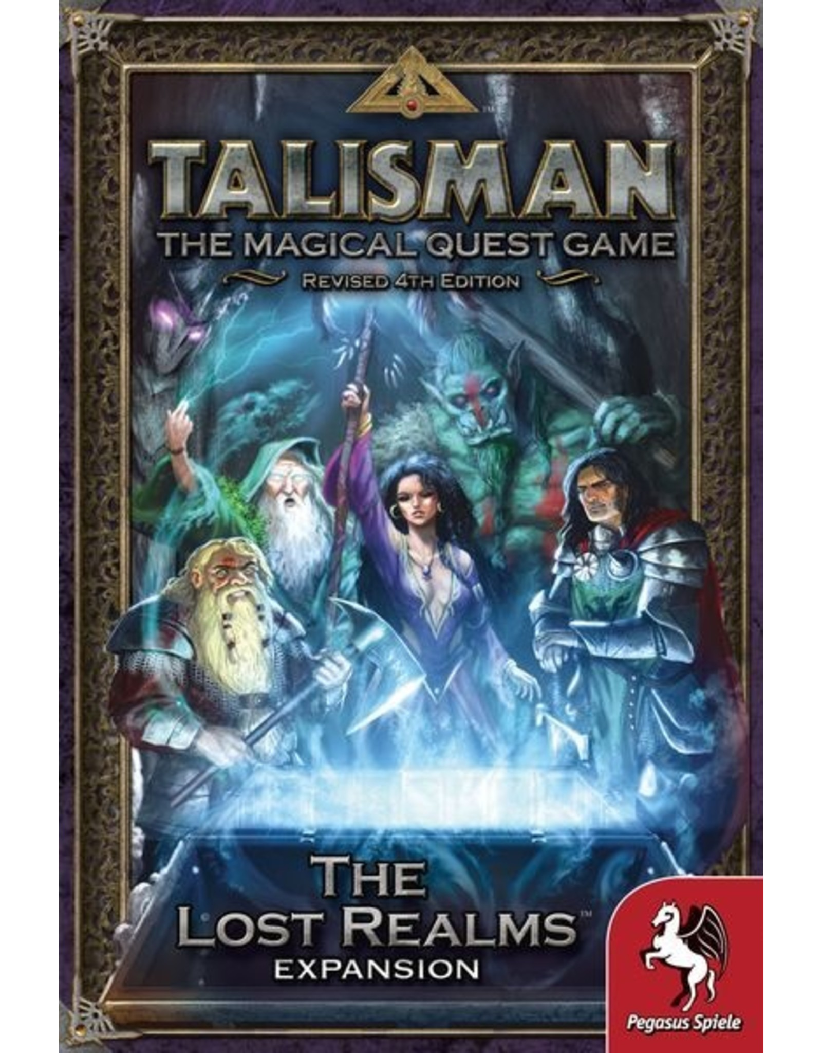 Talisman: The Lost Realms Expansion