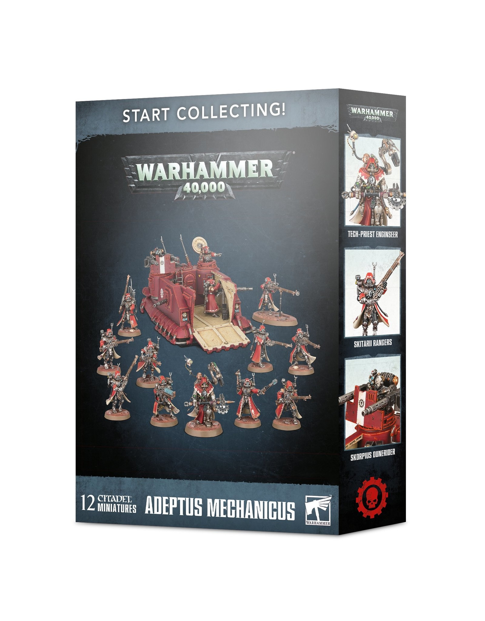 Start Collecting! Adeptus Mechanicus (2020)