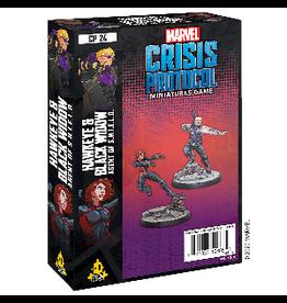 MCP - Hawkeye & Black Widow: Agents of S.H.I.E.L.D.