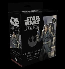 Star Wars Legion - Cassian Andor & K-2SO