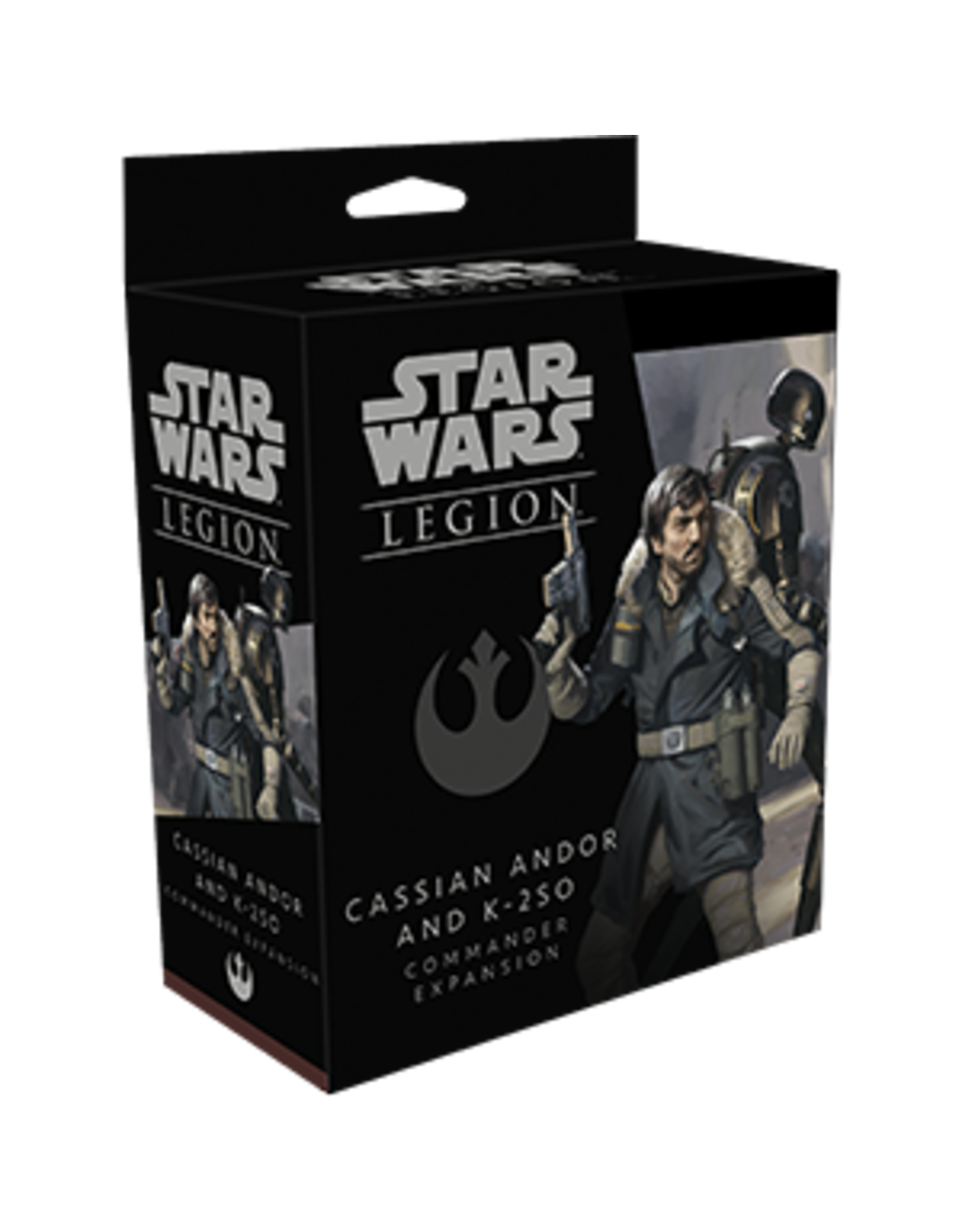 Star Wars Legion - Cassian Andor & K-2SO