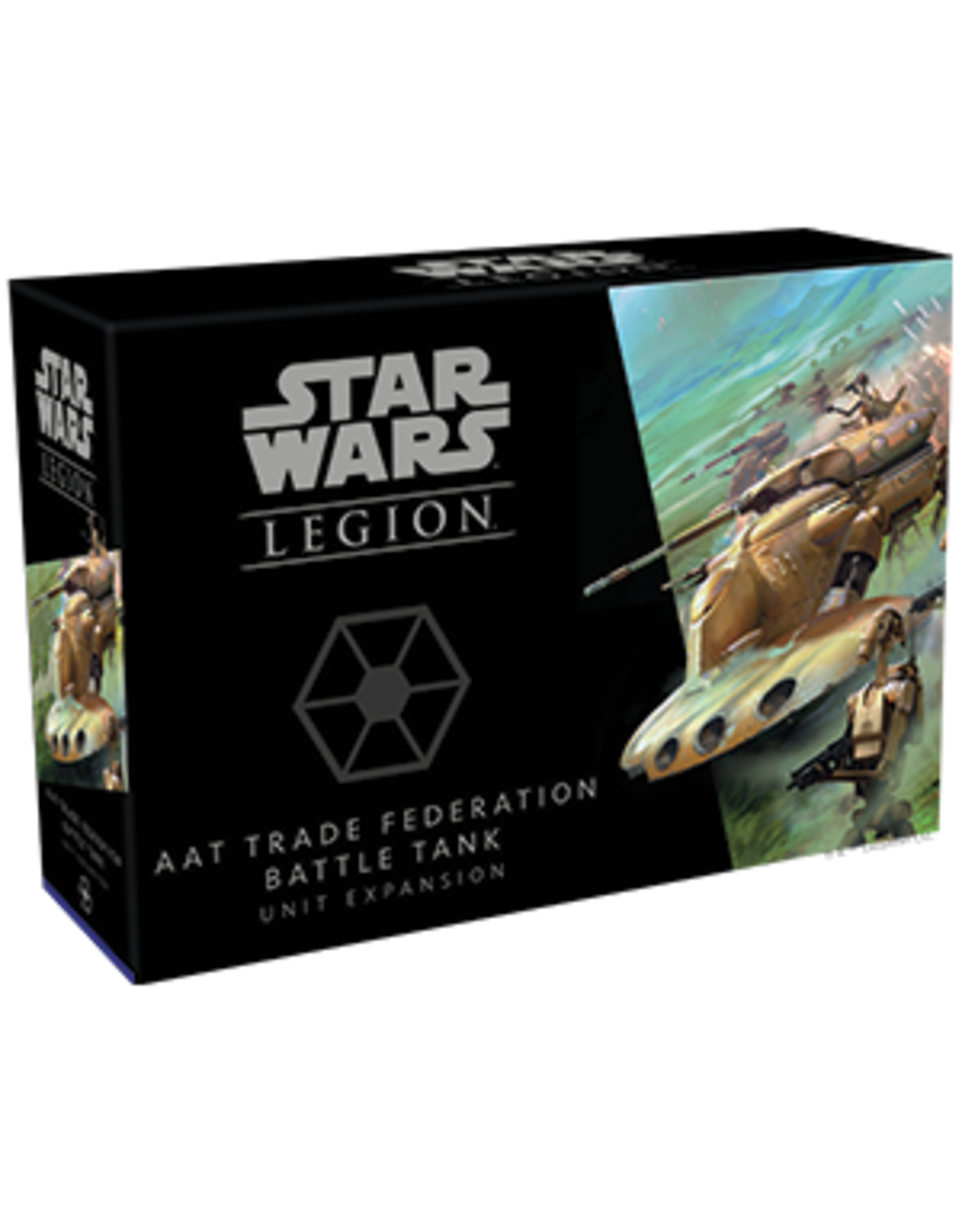 Star Wars Legion - AAT Trade Federation Battle Tank