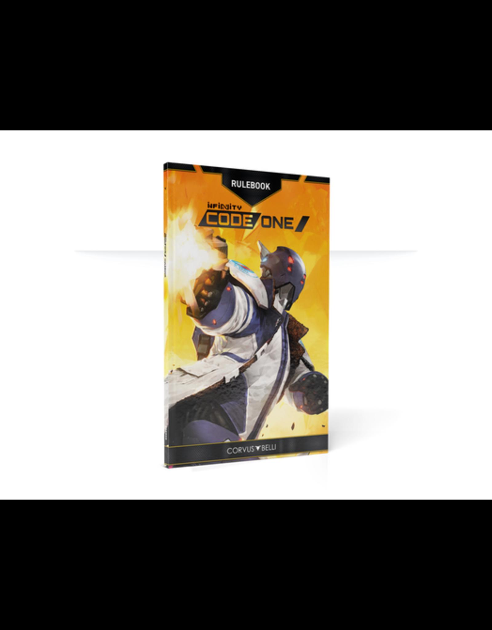 Infinity Infinity - CodeOne Rulebook