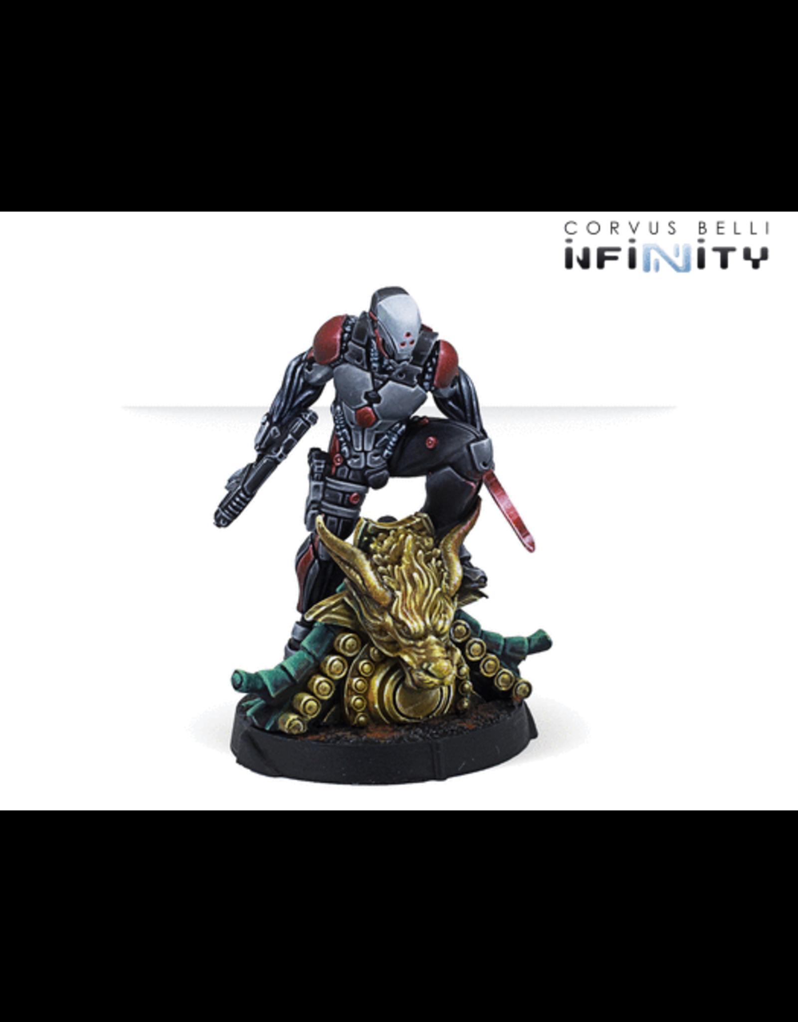 Infinity Infinity - Ninjas (Submachine Gun, Tactical Bow)