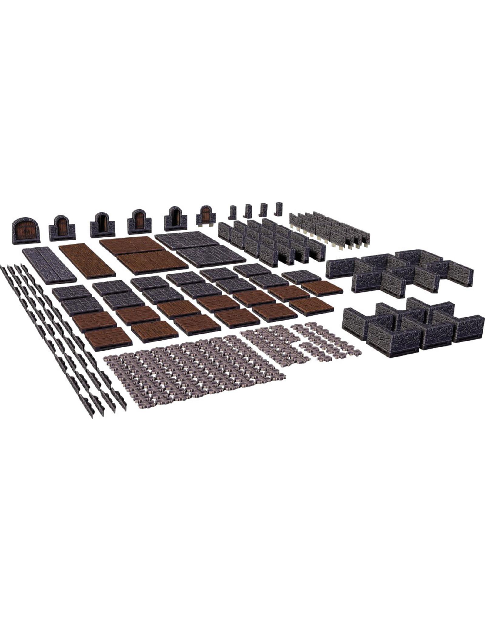 Warlock Tiles - Dungeon Tiles I