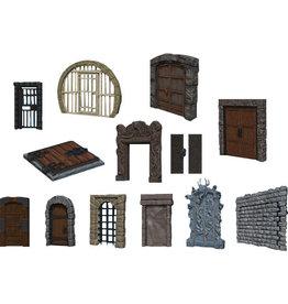 Warlock Tiles - Doors & Archways
