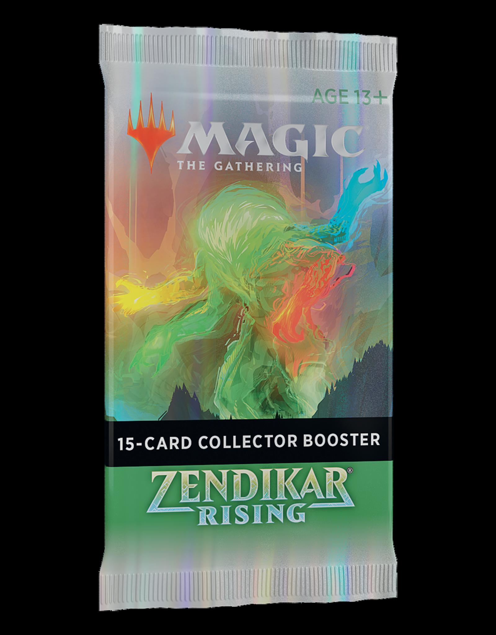 Zendikar Rising Collector Booster Pack [PREORDER]