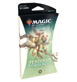 Zendikar Rising Theme Booster