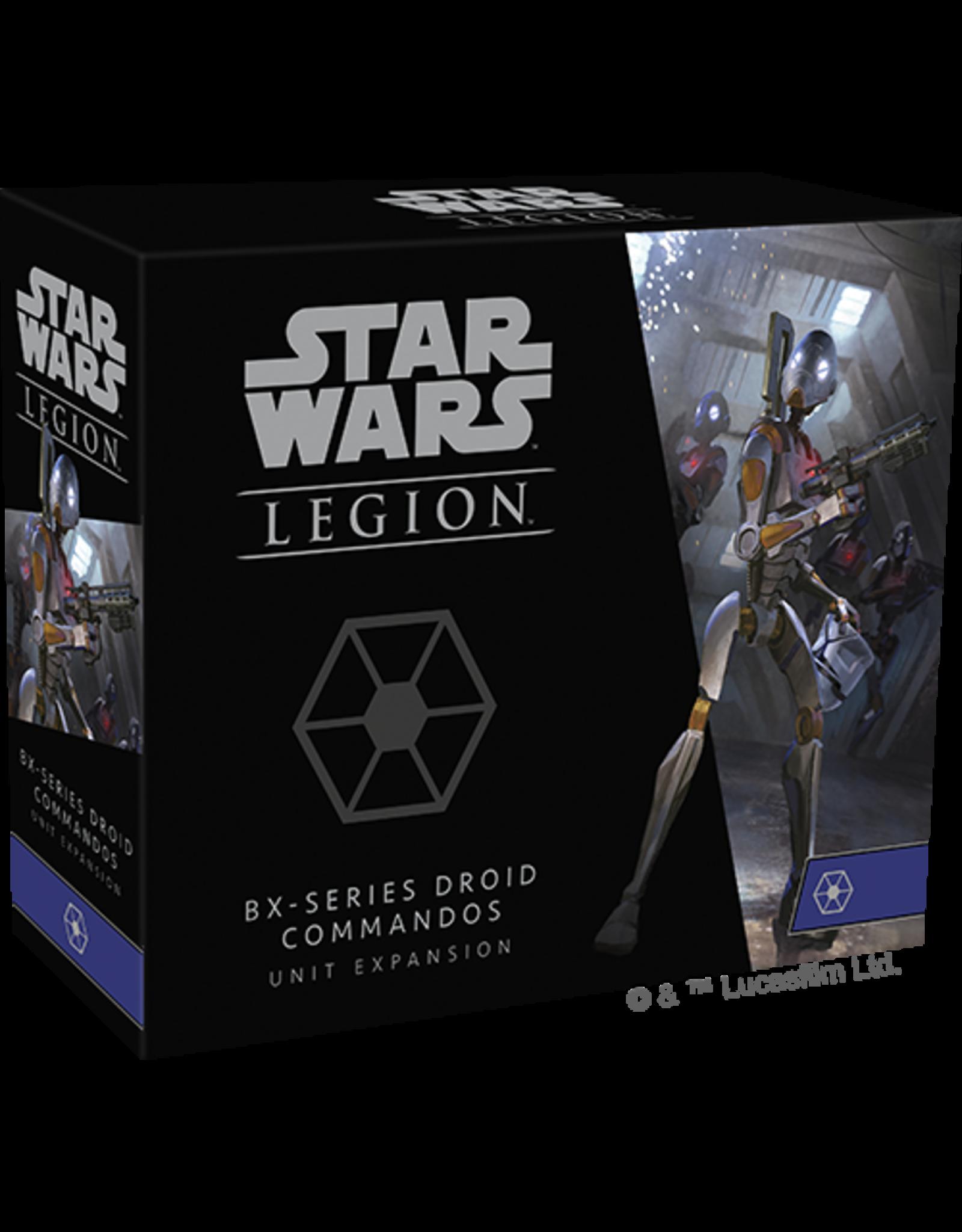 Star Wars Star Wars: Legion - BX-series Droid Commandos