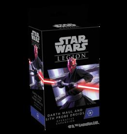 Star Wars: Legion - Darth Maul and Sith Probe Droids