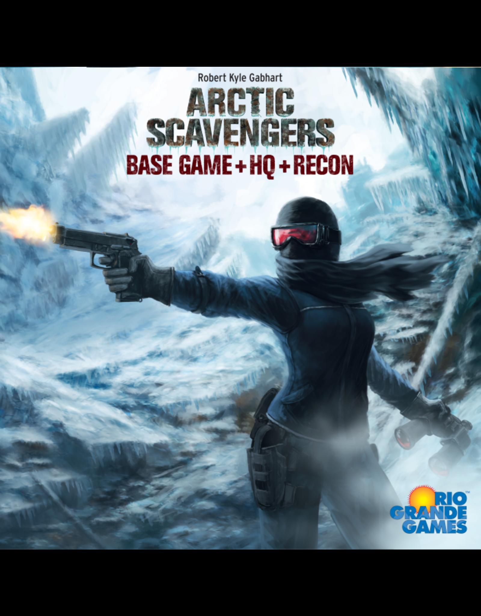 Arctic Scavengers: Base Game + HQ + Recon