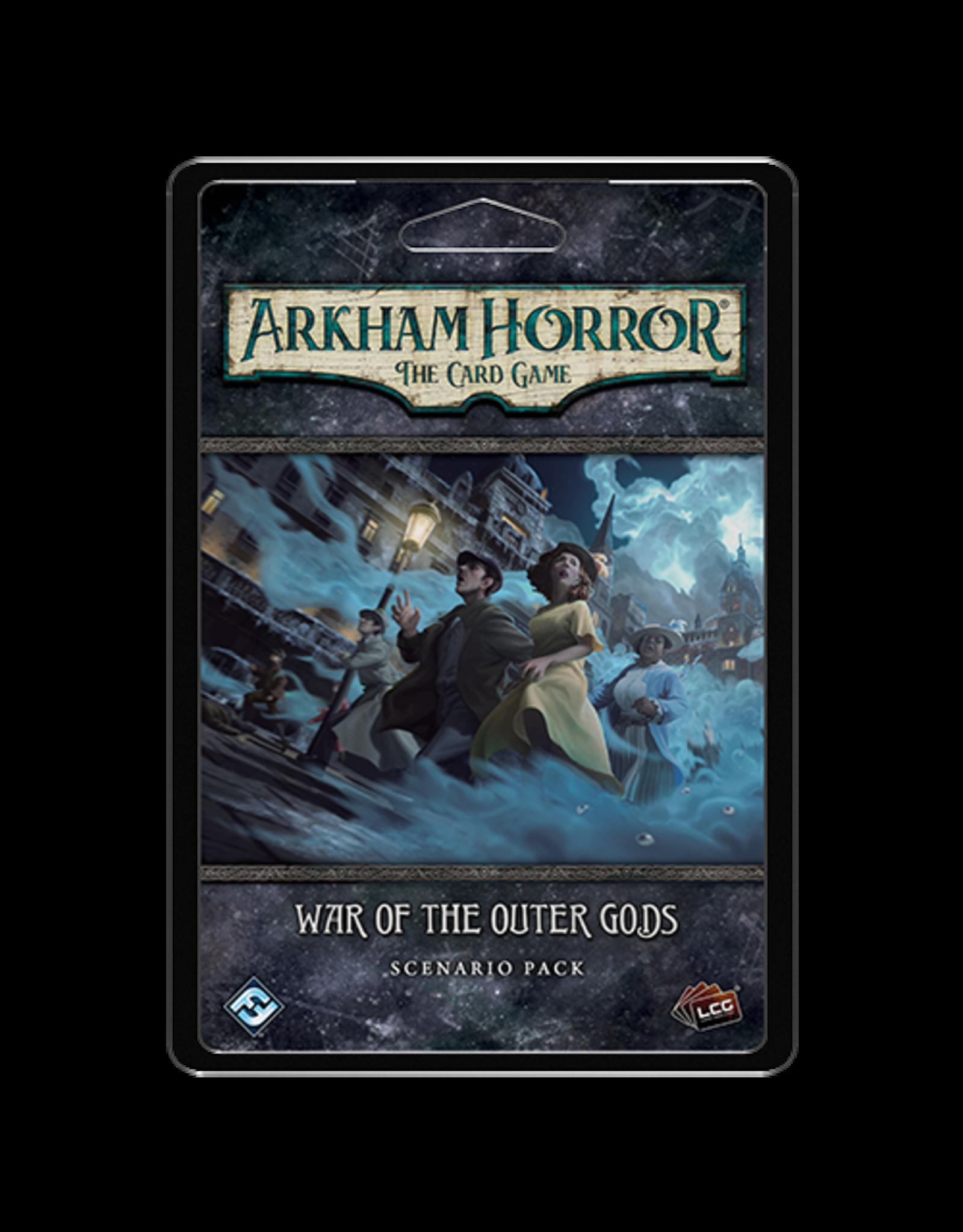 Arkham Horror LCG: War of the Outer Gods