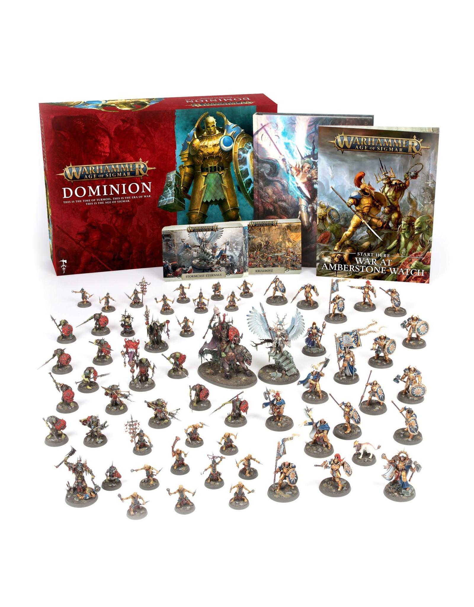 Age of Sigmar - Dominion (Box Set)