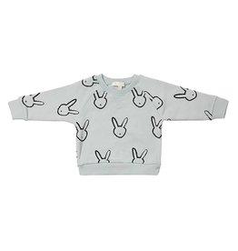 Livly Livly Blue Bunny Sweatshirt