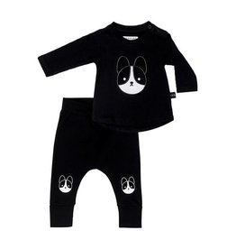 Huxbaby Huxbaby Frenchie Long Sleeve Set