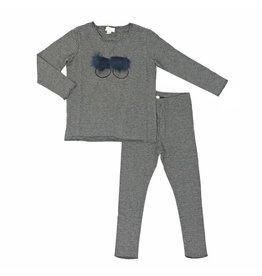 Tugg Tugg Navy Eye Glass Pajamas