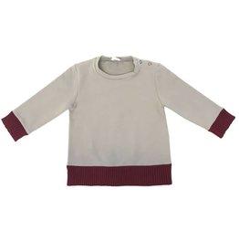 Clo Clo Two Tone Shirt