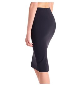 Commando Commando Bonded Black Midi Skirt