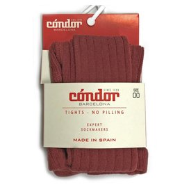 Condor Condor Ribbed Girls Tights - 32016/1