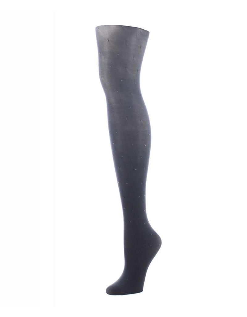 Memoi Memoi Glam Studded Tights - MK-715
