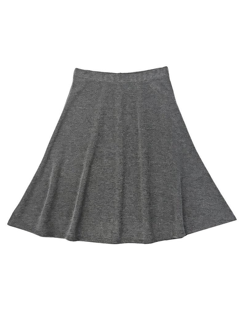 "the SLIM skirt the SLIM skirt ""Knit"" Flair"