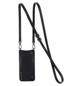 Bandolier Bandolier Emma Pewter Crossbody for iPhone