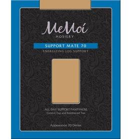 Memoi Memoi Support Mate 70D Pantyhose - MS-640