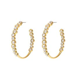 Melissa Lovy Melissa Lovy Blair Hoop Earrings