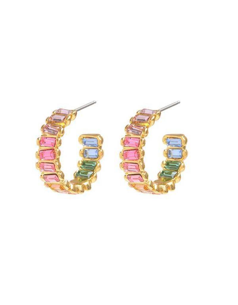 Melissa Lovy Melissa Lovy XS Baby Serena Earrings