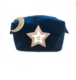 Iphoria Iphoria Washbag Blue Star