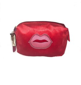 Iphoria Iphoria Washbag Lip Red
