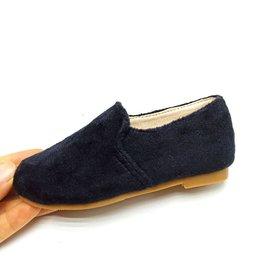Zeebra Zeebra Velvet Loafers