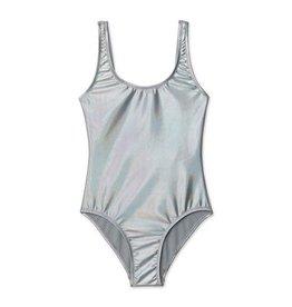 Stella Cove Stella Cove Silver Swimsuit