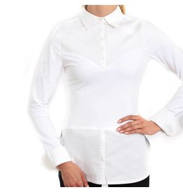 Skinny Shirt Skinny Shirt White French Cuff w/ Tail - COLTAIL300