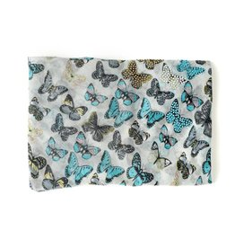 Ana & Ava Ana and Ava Multi Butterfly Hairwrap