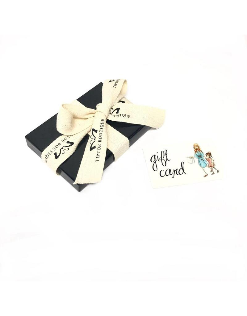 Tiptoe Boutique Gift Card