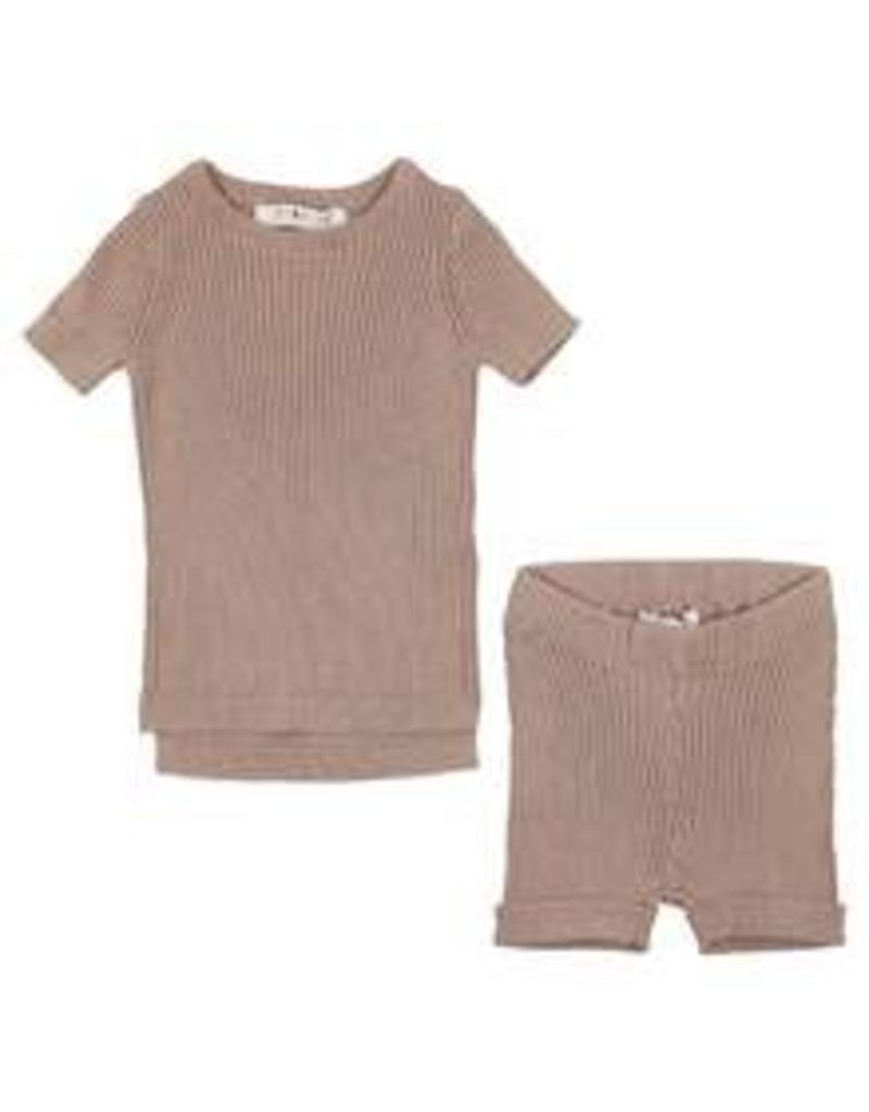 Coco Blanc Coco Blanc Baby Knit Set