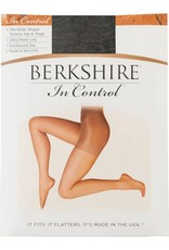 Berkshire Berkshire In Control Ultra Sheer CT Reinforced Toe - 4810