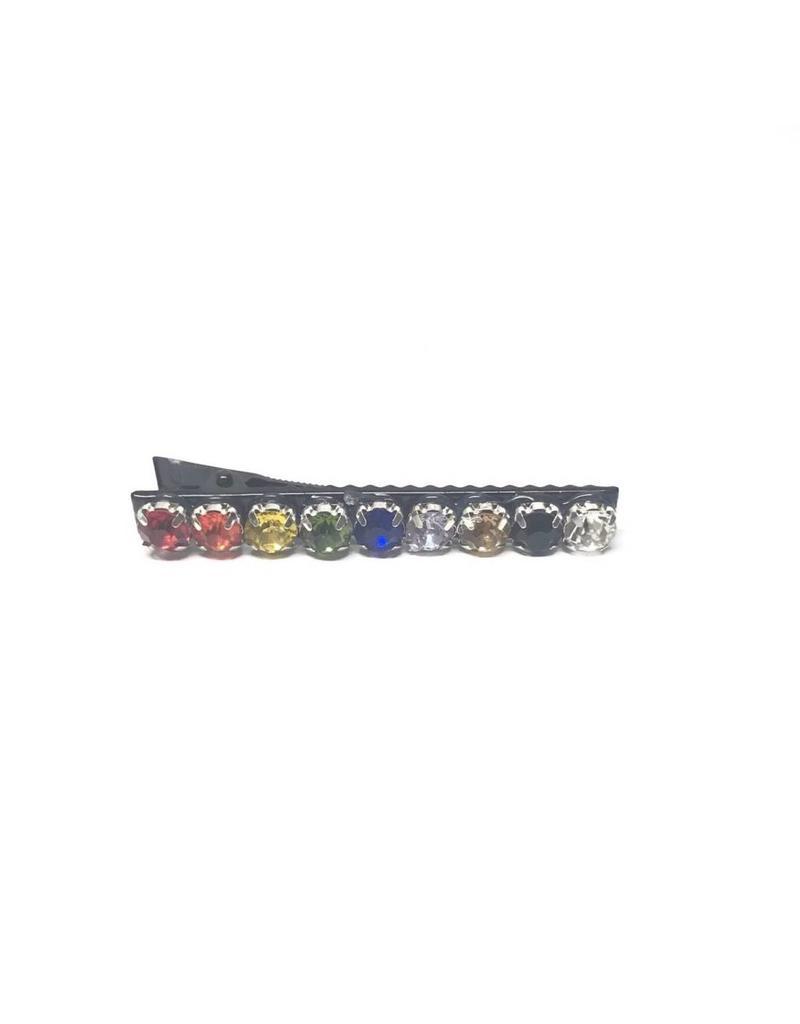 Nolabel Nolabel Rainbow Row Clip